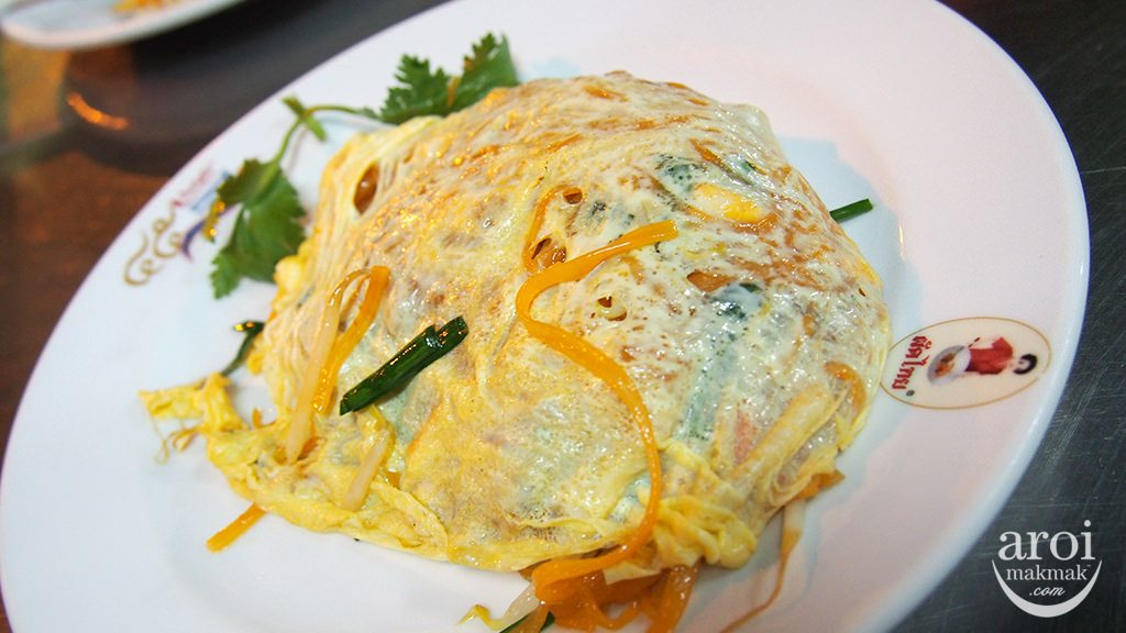 thai wrapped with omelette pad thai omelette pad thai omelette pad ...