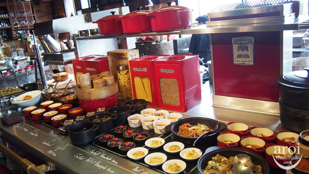 Find Your Fabulous - Red Oven Sofitel So Bangkok