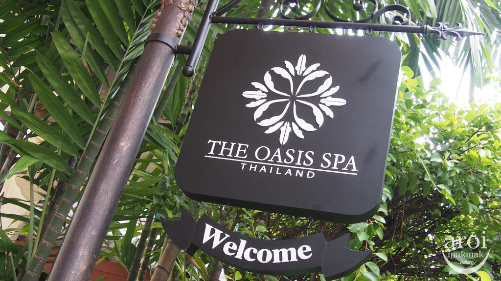 Find Your Fabulous - The Oasis Spa Bangkok