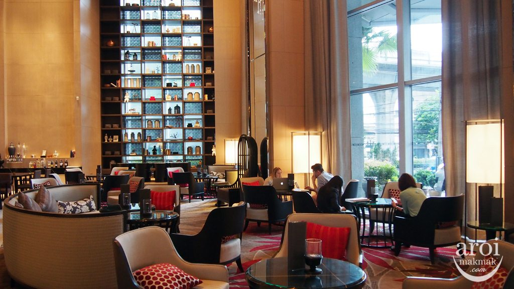 Marriott Sukhumvit - Lobby Lounge