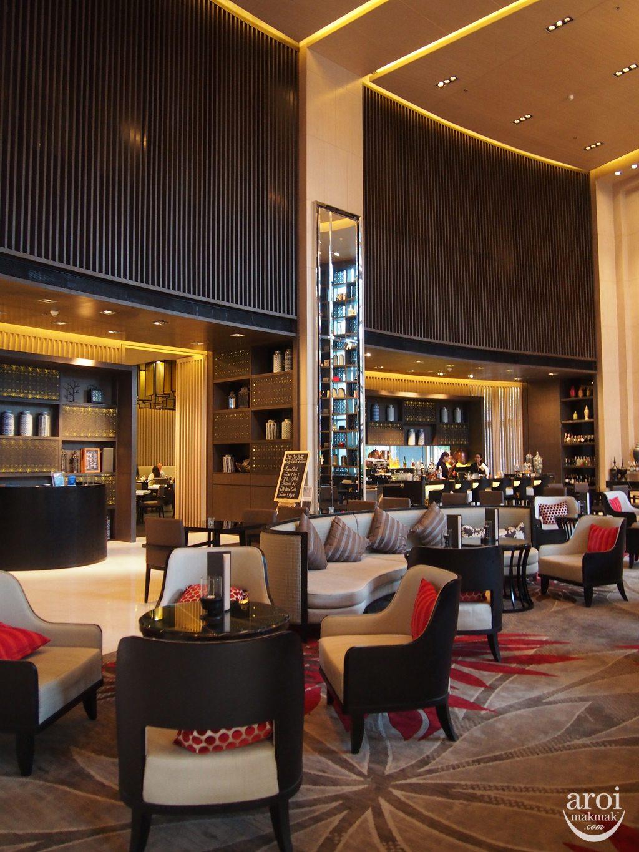 Marriott Sukhumvit - Lobby Lounge Bar