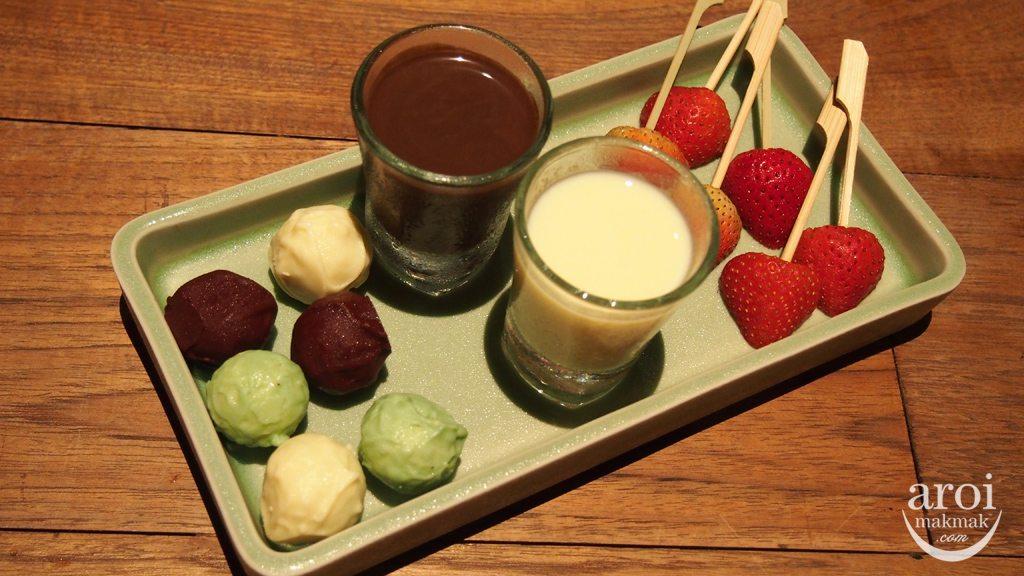 Octave - Chocolate Truffles
