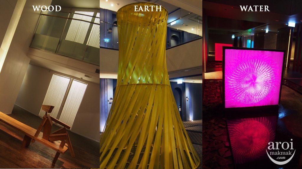 Sofitel So Bangkok - Atrium