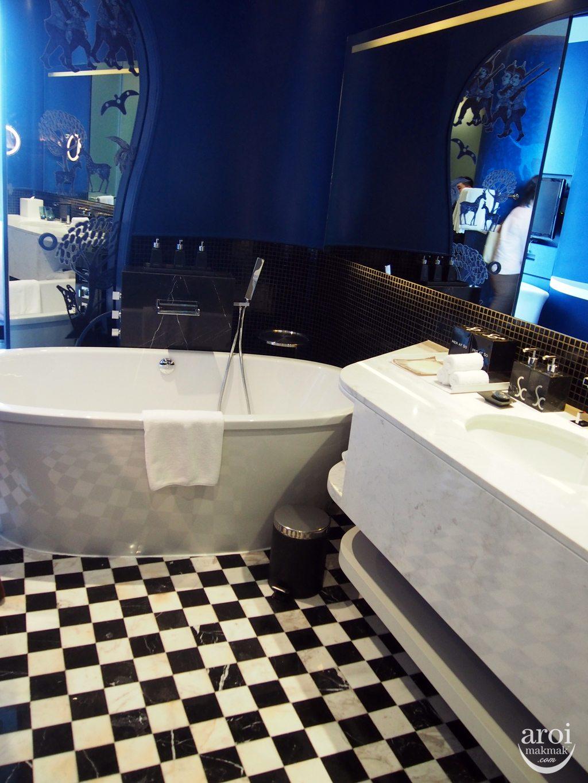 Sofitel So Bangkok - Earth Bathroom