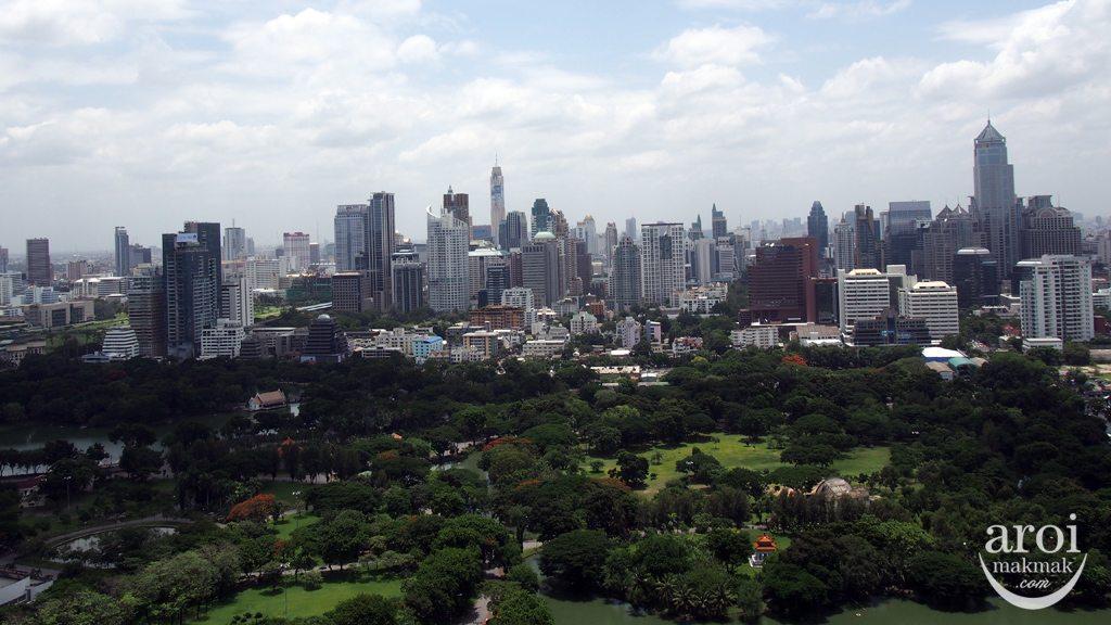 Sofitel So Bangkok - Lumpini Park