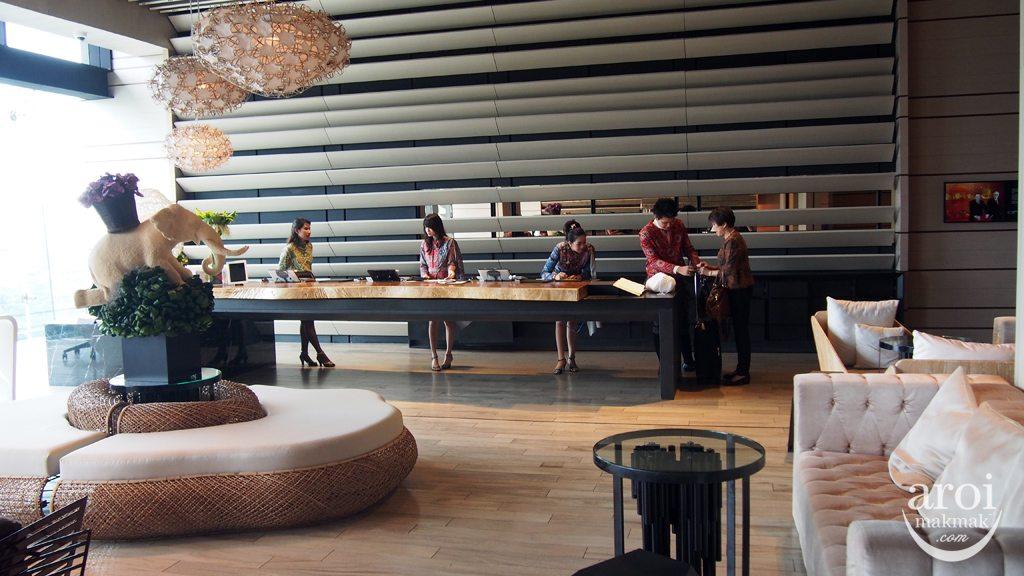 Sofitel So Bangkok - Park Lobby