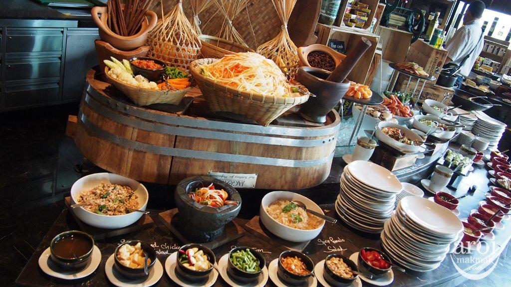 Sofitel So Bangkok - Red Oven Food