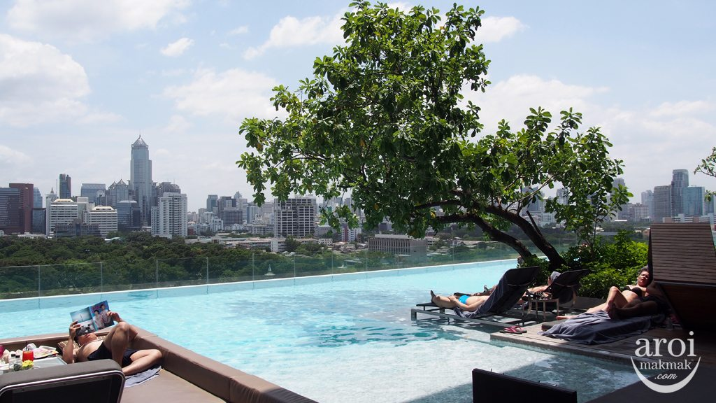 Sofitel So Bangkok - Swimming Pool
