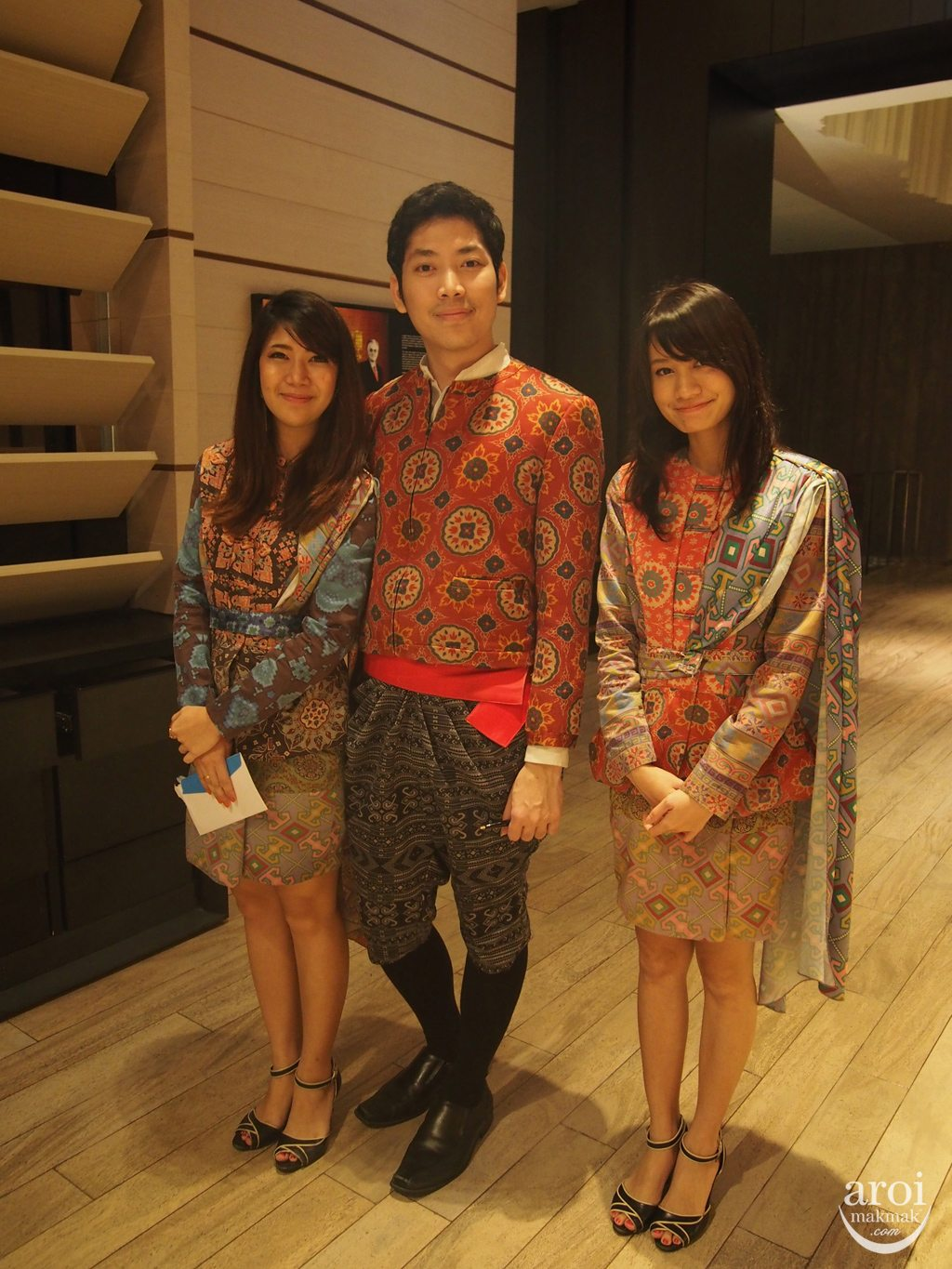 Sofitel So Bangkok - Uniform by Christian Lacroix