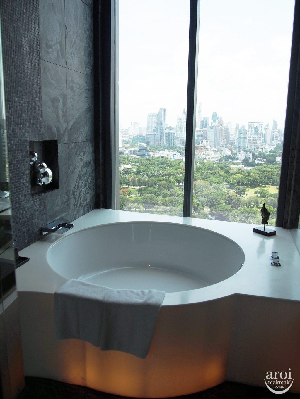 Sofitel So Bangkok - Water Bathroom