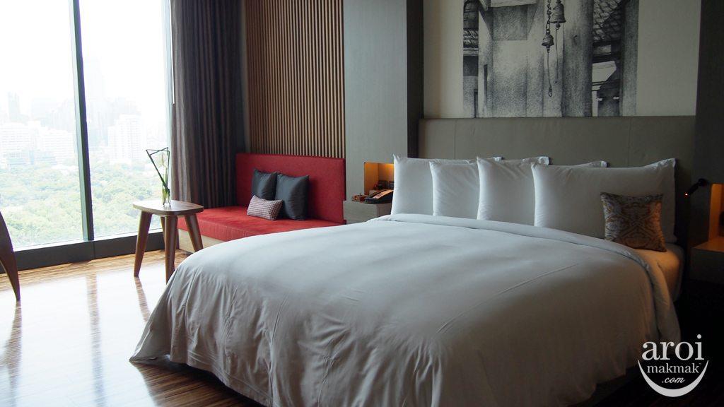 Sofitel So Bangkok - Wood Room