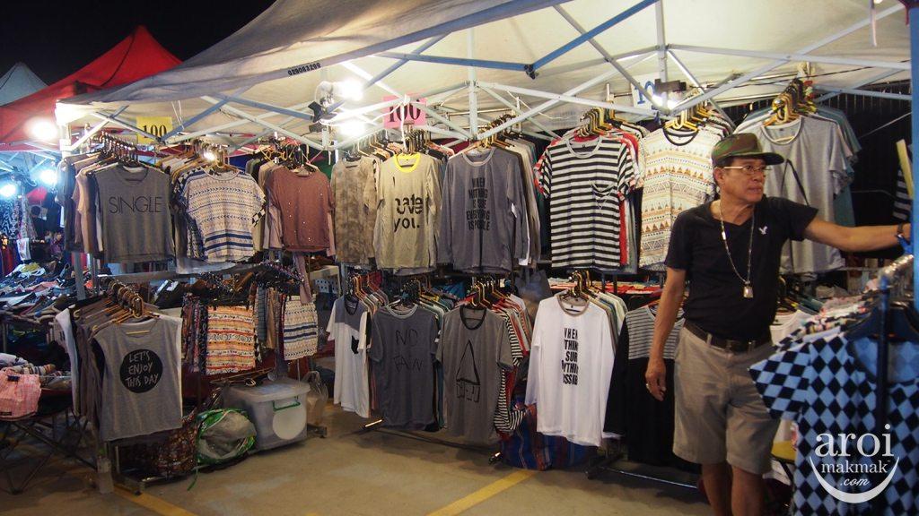 Talad Rot Fai Srinakarin - Clothes