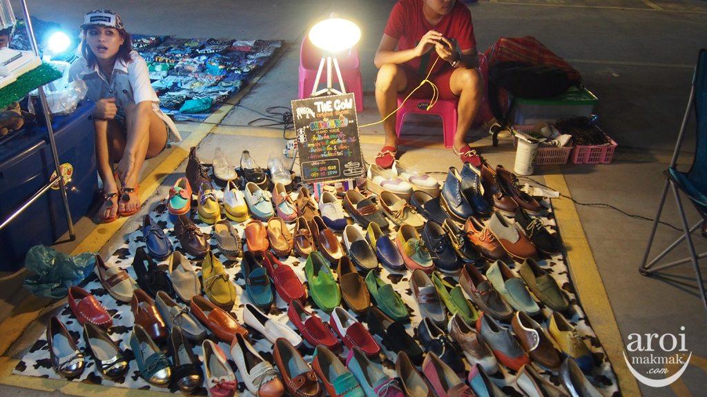 Talad Rot Fai Srinakarin - Shoes
