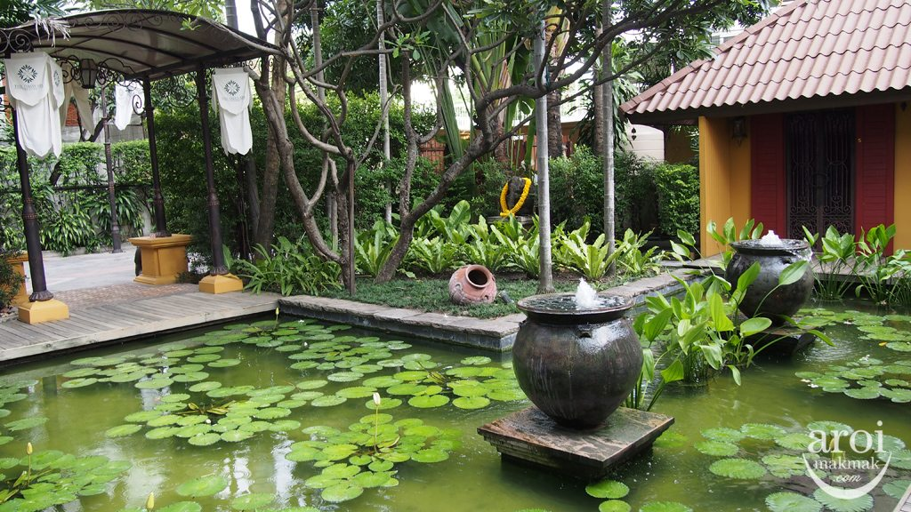 The Oasis Spa Bangkok - Garden 2