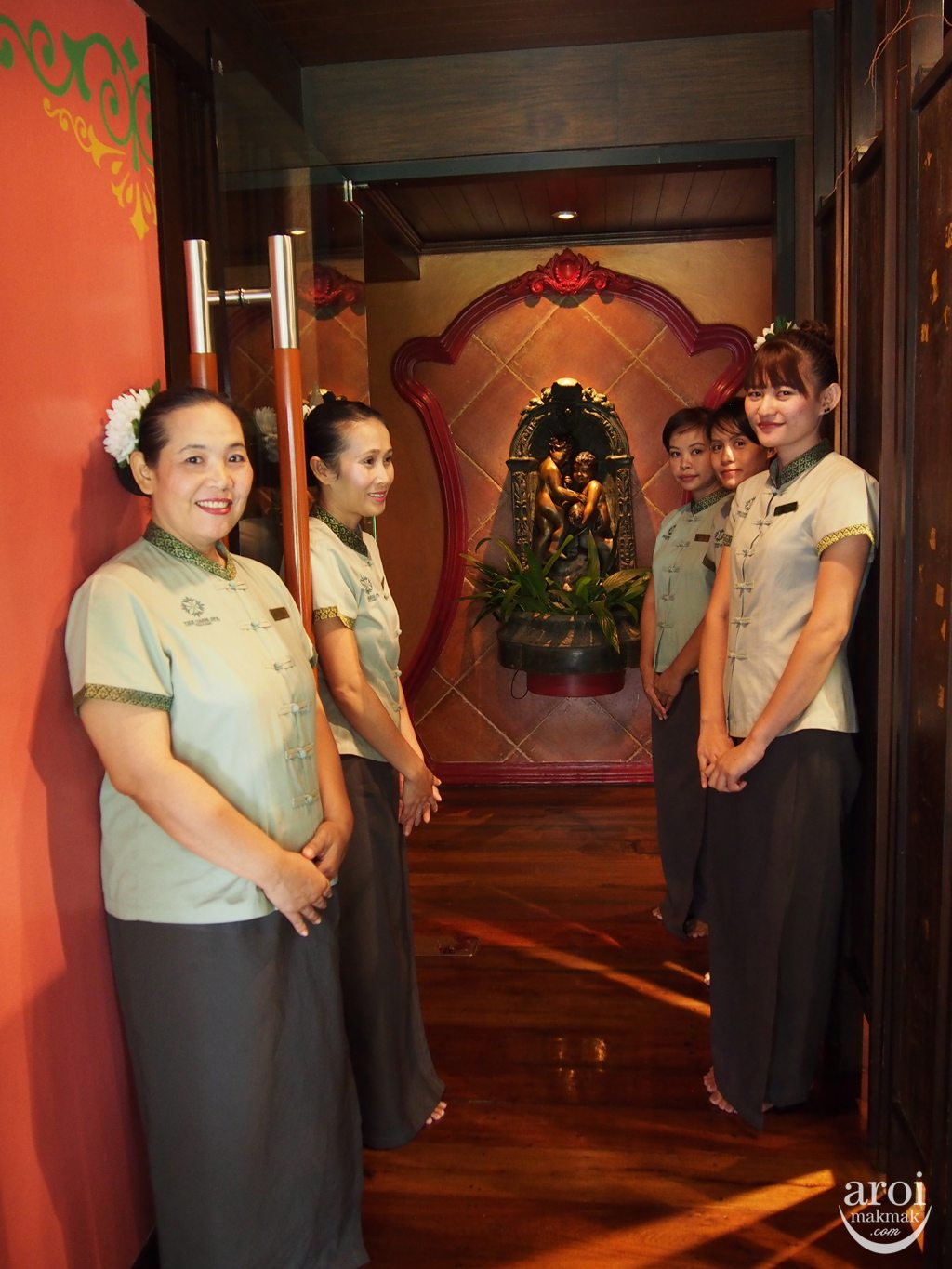 The Oasis Spa Bangkok - Spa Therapist