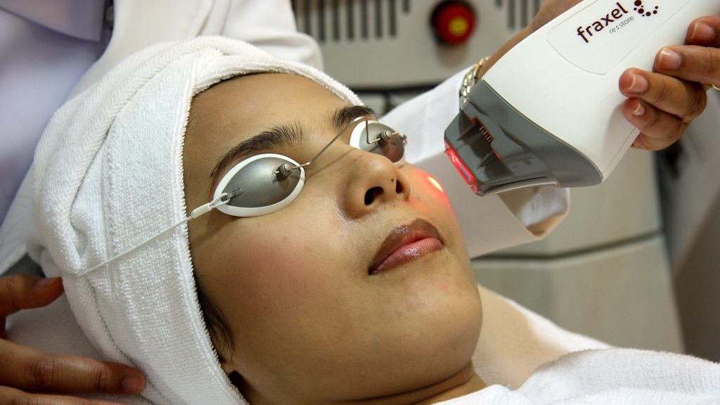 APEX Profound Beauty - Treatment