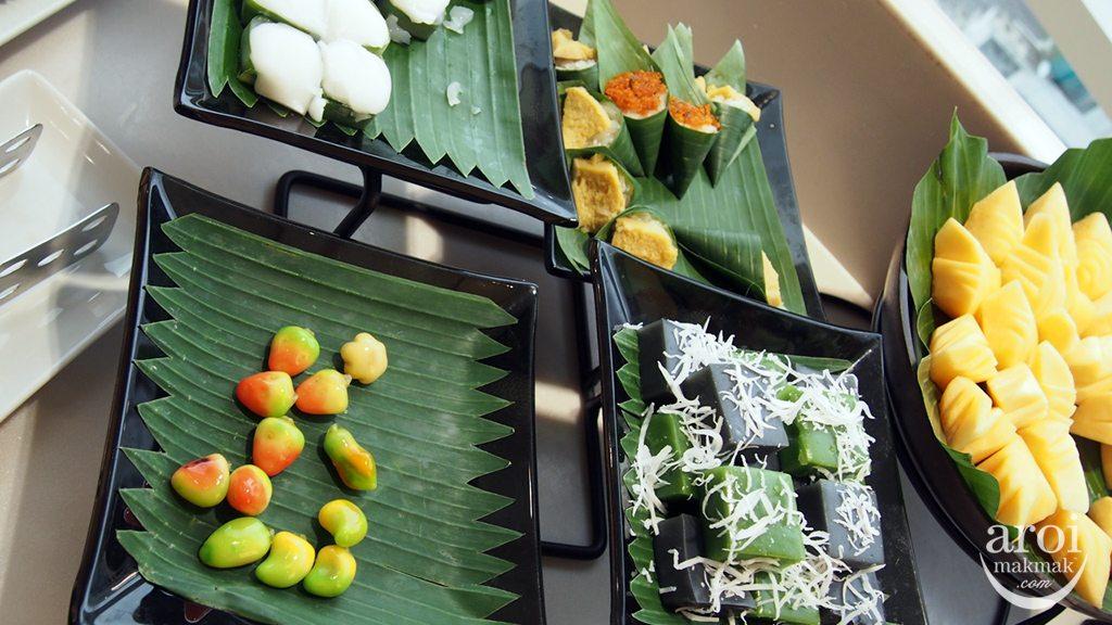 Blue Spice - Thai Desserts