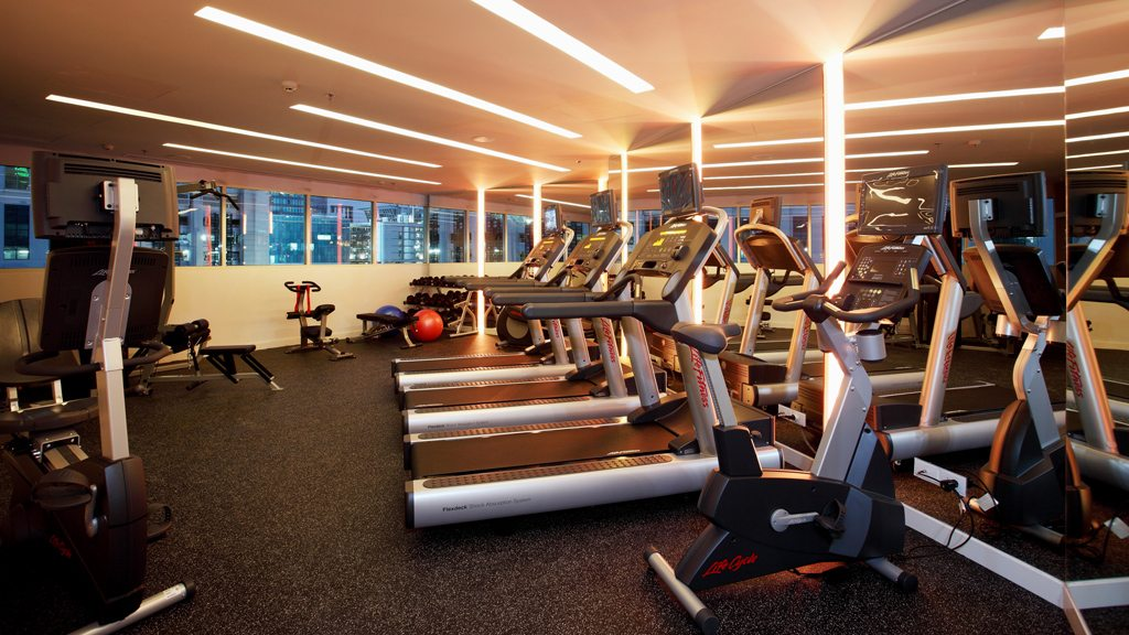 Centara Watergate Pavillion - Gym