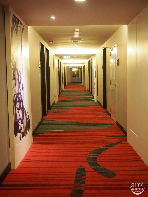 Centara Watergate Pavillion - Hallway