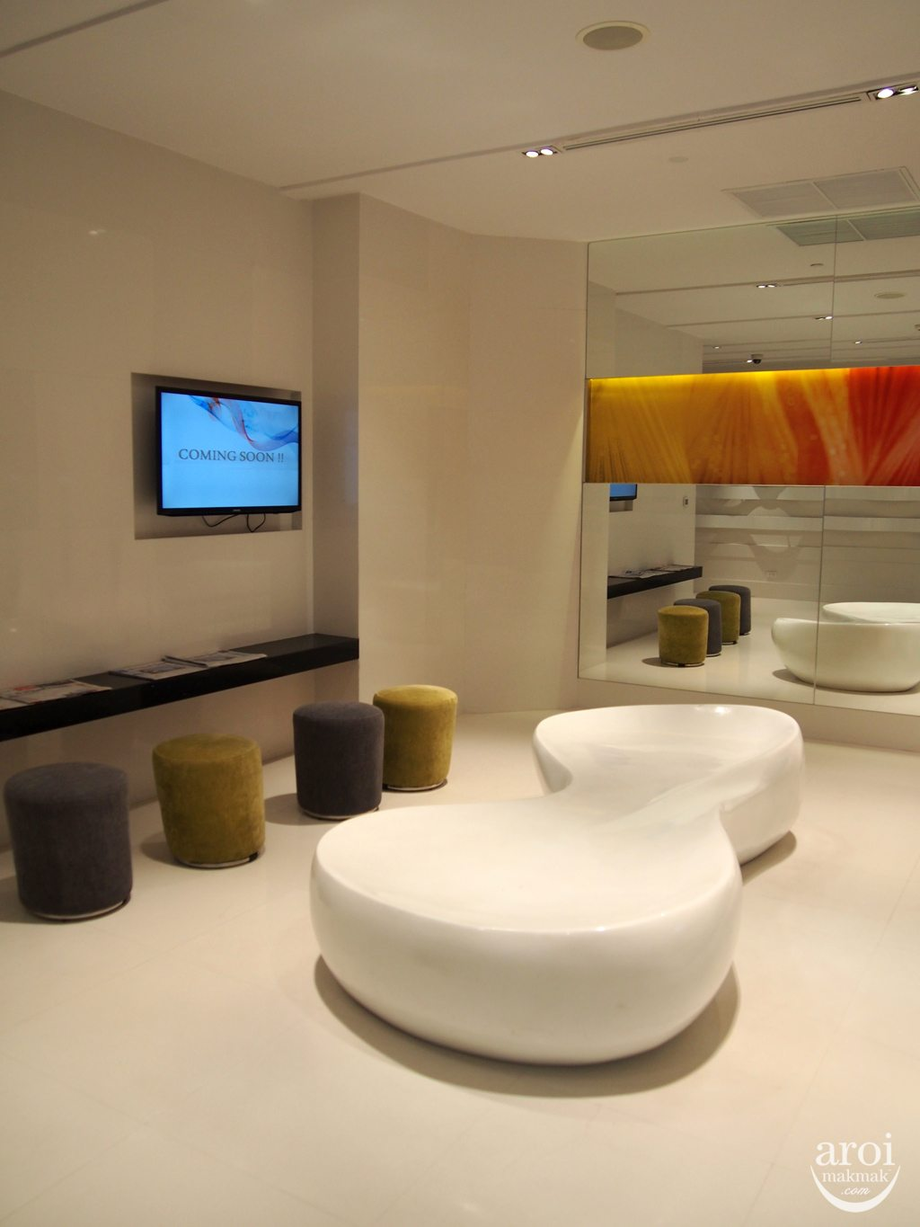 Centara Watergate Pavillion - Waiting Area