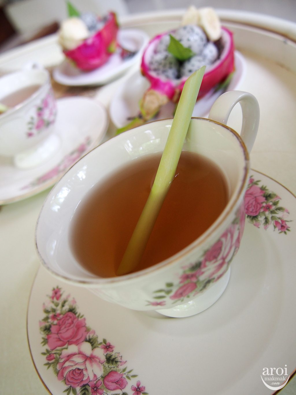 Divana Spa - Lemongrass Tea