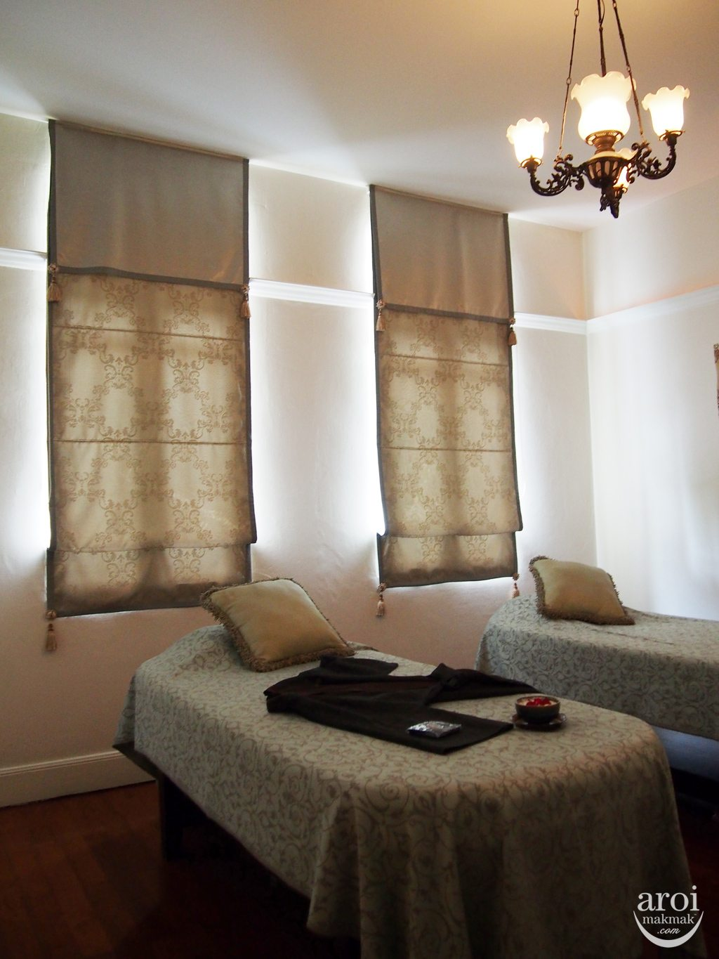 Divana Spa - Massage Treatment Room