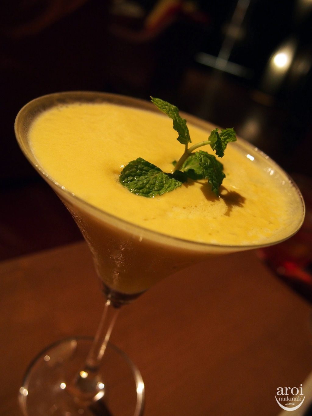 Fifty Five - Passion Fruit Martini