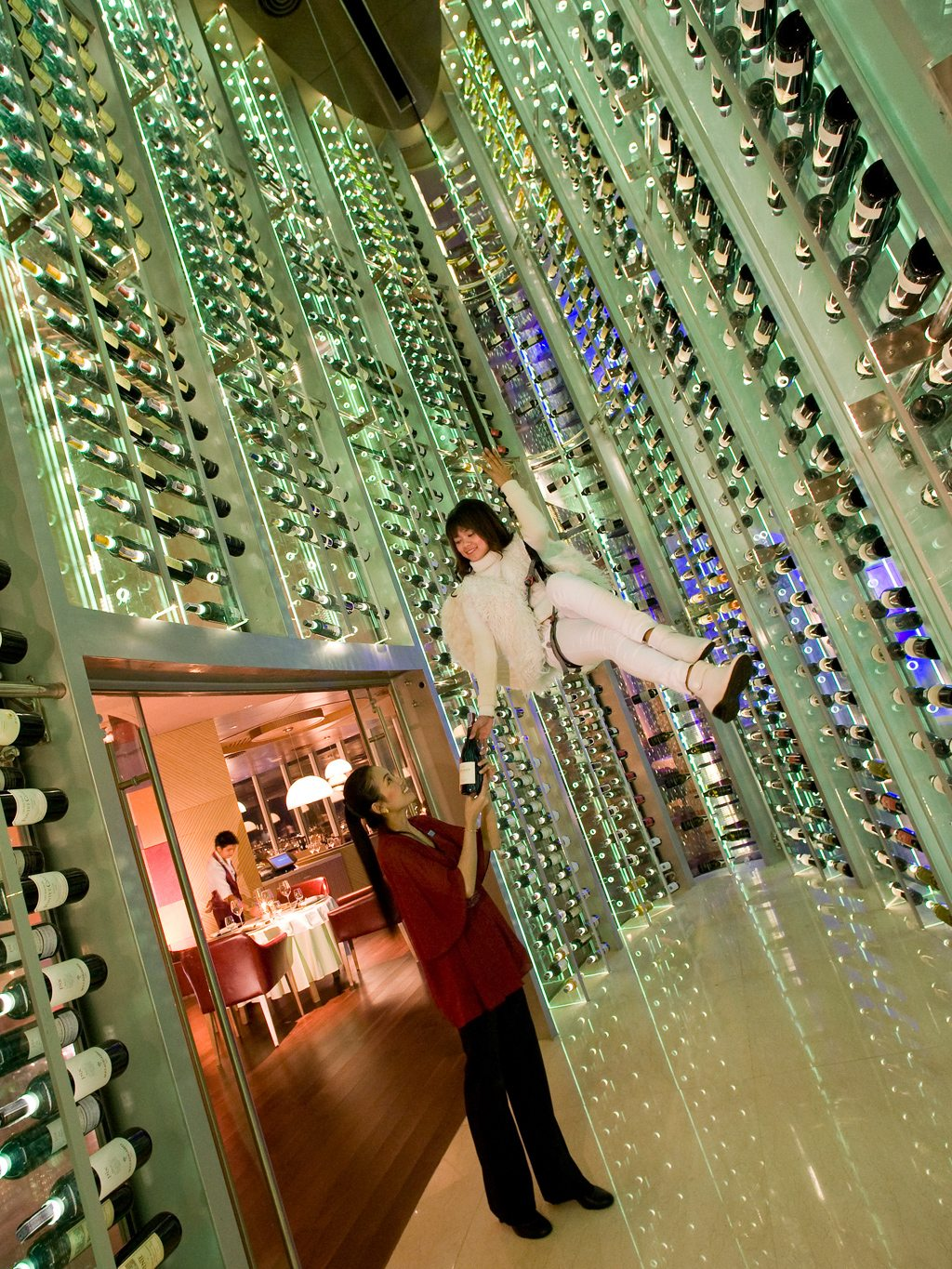 Fifty Five - Wine Cellar