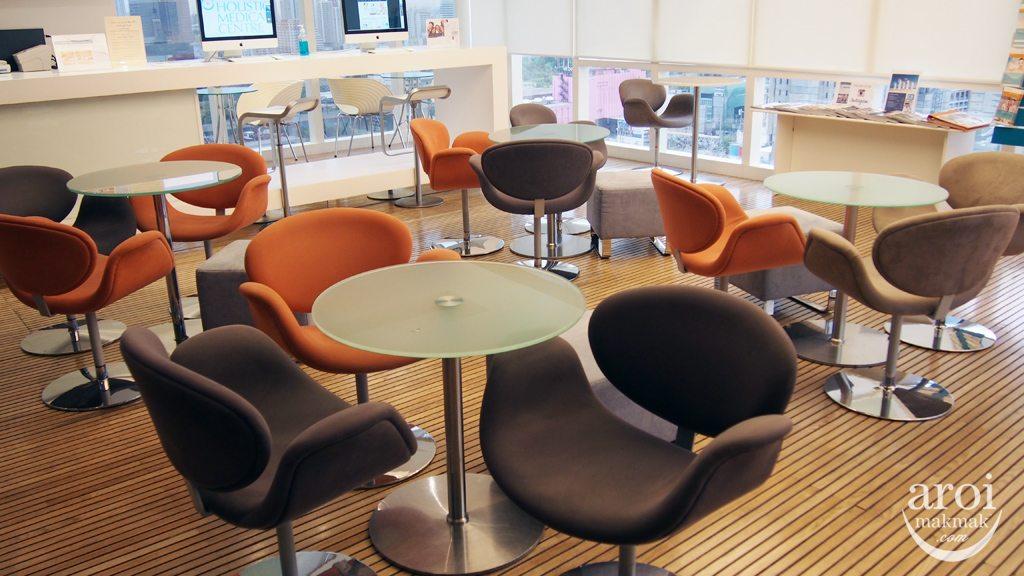 Holistic Medical Centre - Lounge