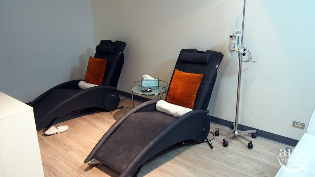 Holistic Medical Centre - Treatment Room