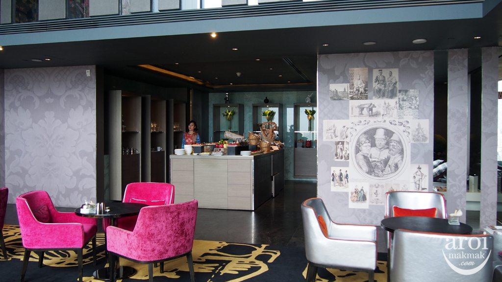 Club Signature Sofitel So Bangkok - Interior