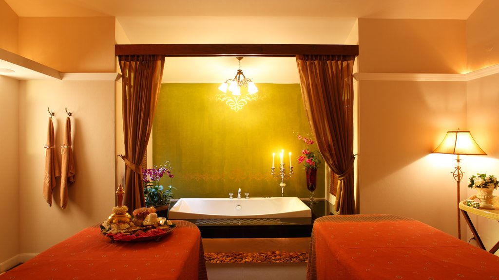 Divana Virtue Spa - Massage Room
