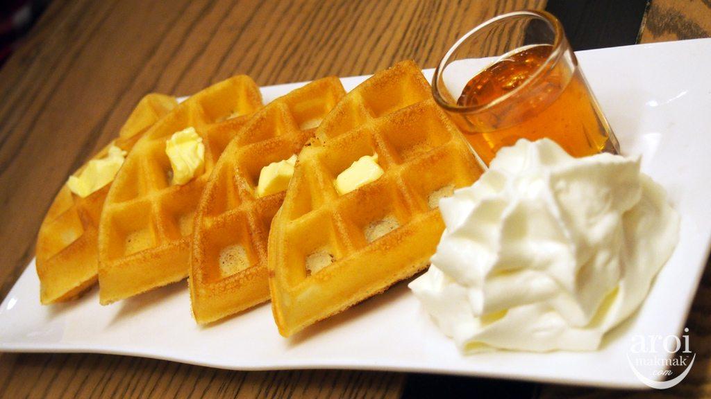 Kalpapruek - Butter Waffle