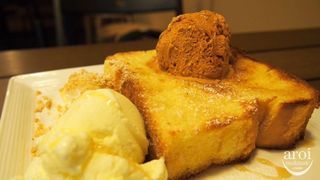 Thai Iced Tea French Toast Recipe — Dishmaps