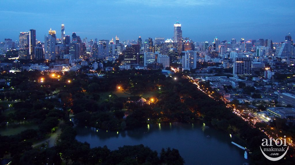 Park Society Sofitel So Bangkok - Scenery