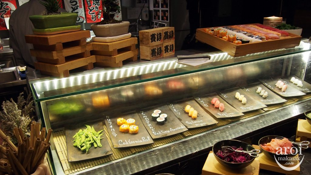 Red Oven Sofitel So Lunch - Sushi