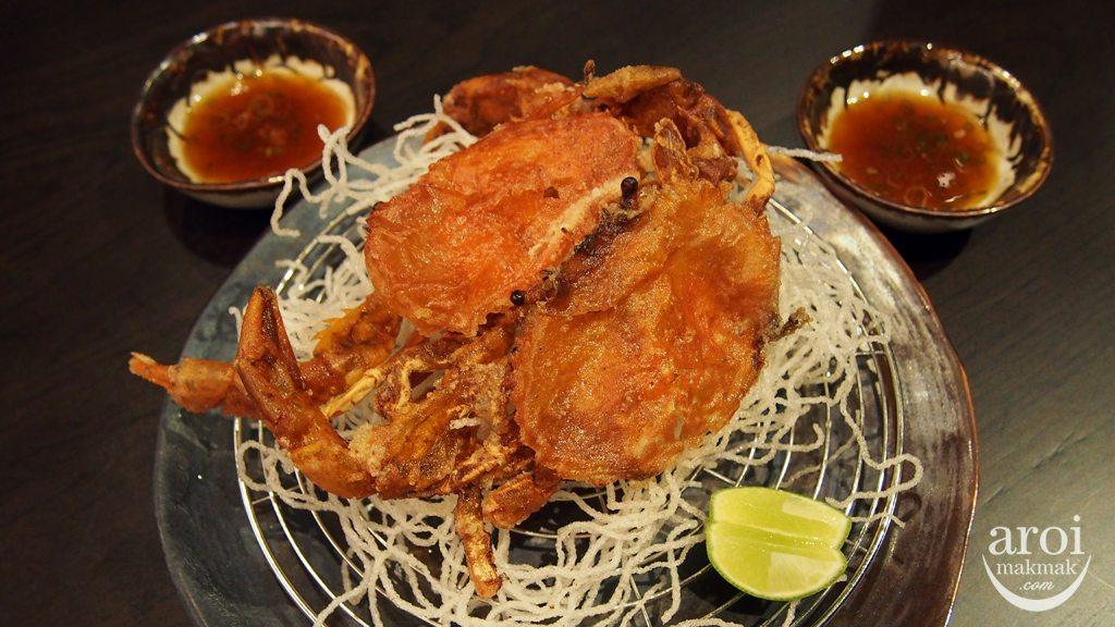 Yuutaro - Soft Shell Crab