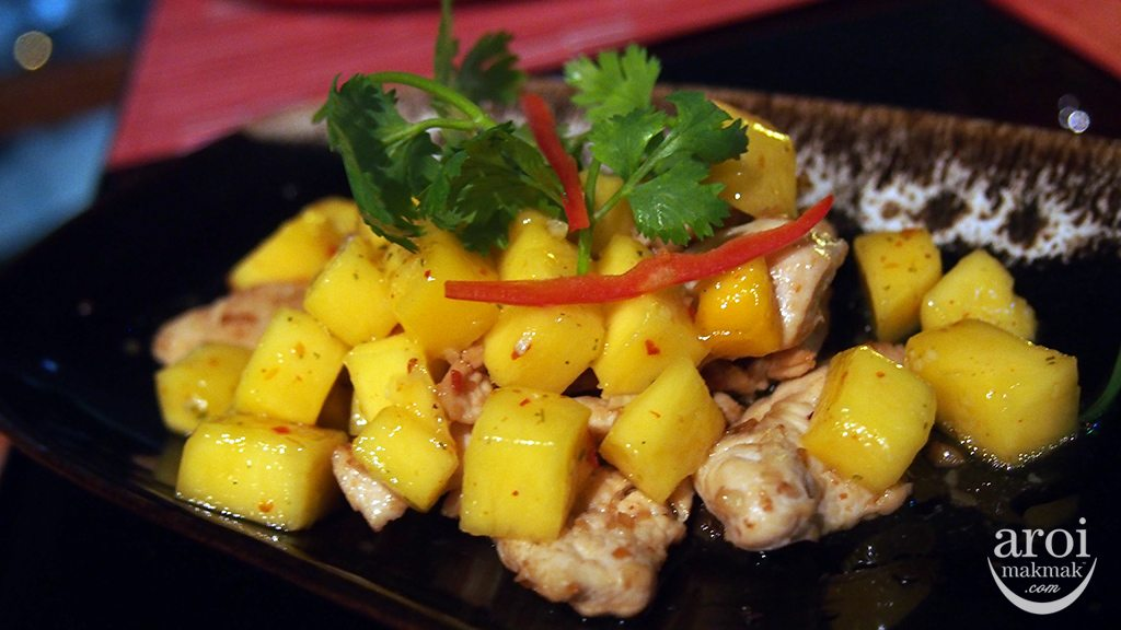 Chili Hip - Chicken Breast with Mango