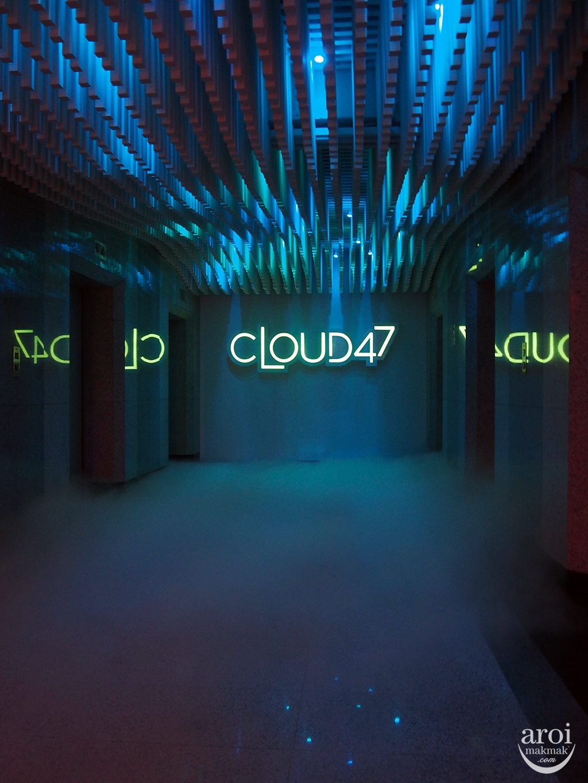 Cloud 47 - Entrance