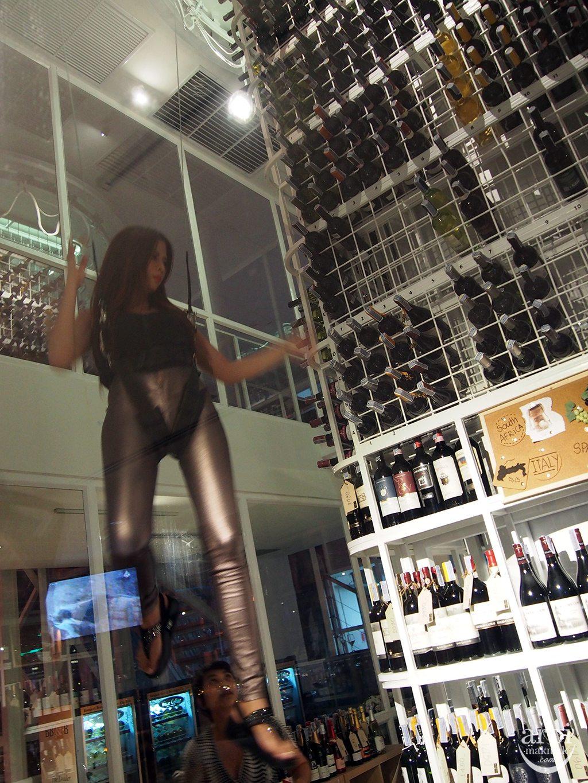 Cloud 47 - Flying Wine Angel