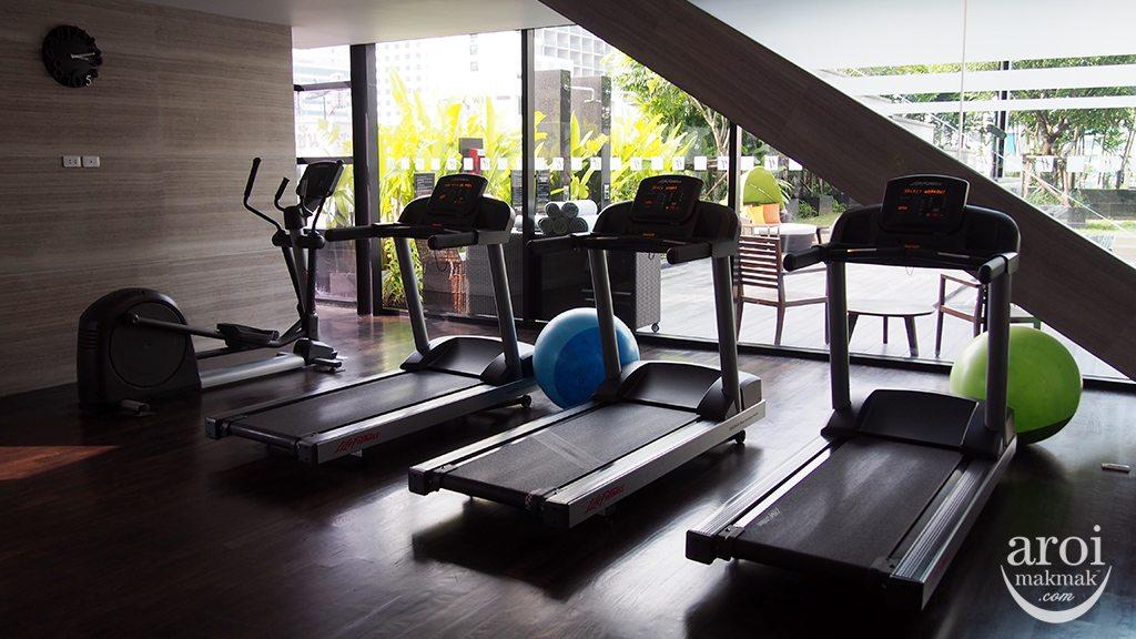holidayinnsukhumvit22-gym