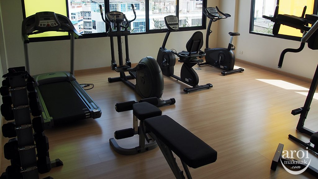iSanook Residence - Gym