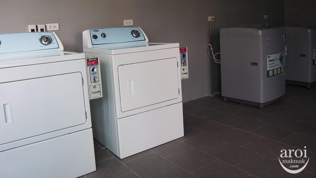 iSanook Residence - Laundry