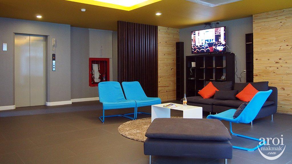 iSanook Residence - Lobby