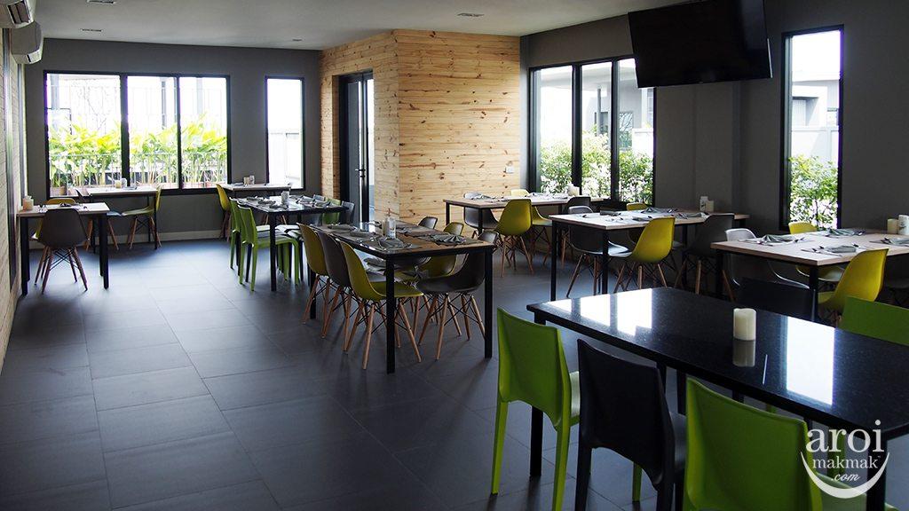 iSanook Residence - Restaurant