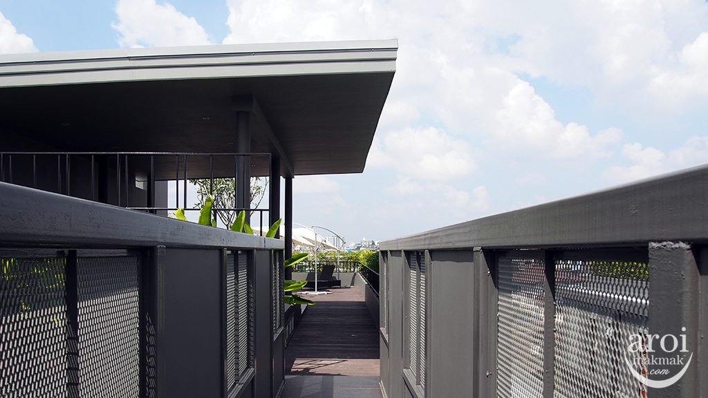 iSanook Residence - Rooftop