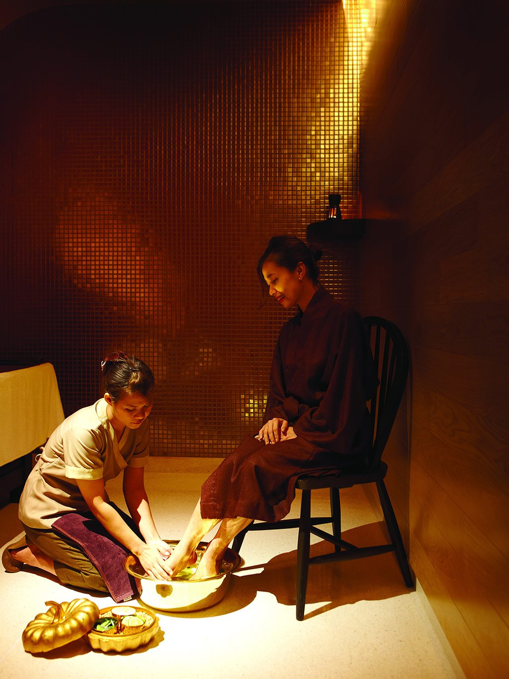 Kiriya Spa - Foot Treatment