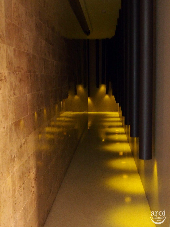 Kiriya Spa - Walkway