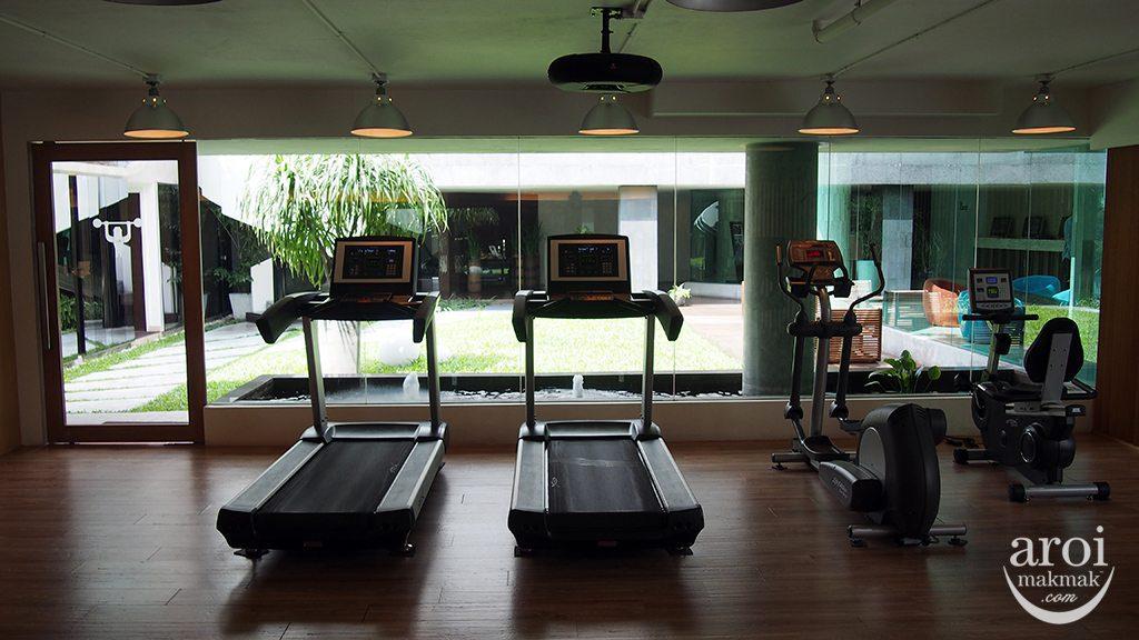 The Lit Bangkok - Gym