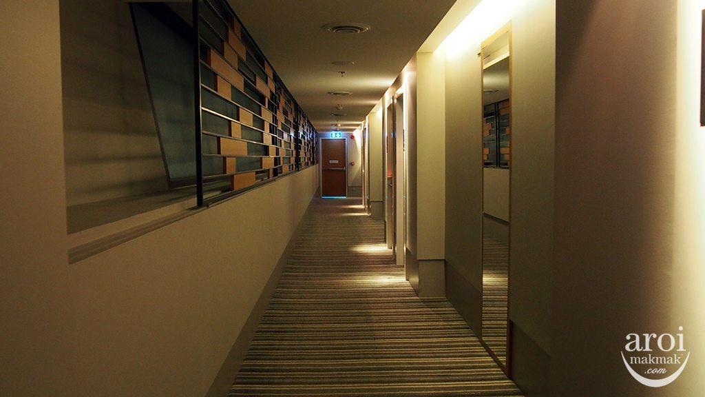 The Lit Bangkok - Hallway